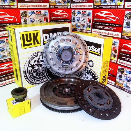 KIT DE EMBRAGUE + VOLANTE BIMASA BMW SERIE 3 E46 330D 204CV