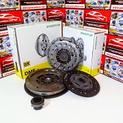 KIT DE EMBRAGUE CON VOLANTE BIMASA BMW SERIE 5 525D 177CV HASTA EL 08/2004
