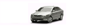 SKODA SUPERB de 2008 hasta 2015