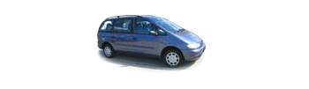 FORD GALAXY de 1996 hasta 2000