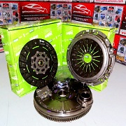 KIT DE EMBRAGUE CON VOLANTE BIMASA ORIGINAL ALFA ROMEO 156 2.4 JTD