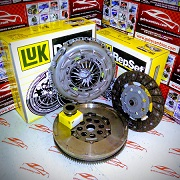 KIT DE EMBRAGUE CON VOLANTE BIMASA CITROEN JUMPER 2.2 HDI 120 CV HASTA EL 12/2010