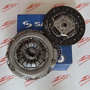 KIT DE EMBRAGUE PARA TRANSIT Y TOURNEO CONNECT MOTORES 1.8 DI TURBO DI TDCI 75 Y 90 CV