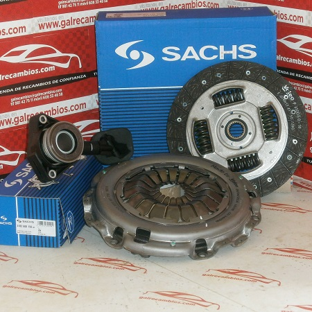 KIT DE EMBRAGUE FIAT DUCATO 2.3 MULTIJET 120 CV 131 CV