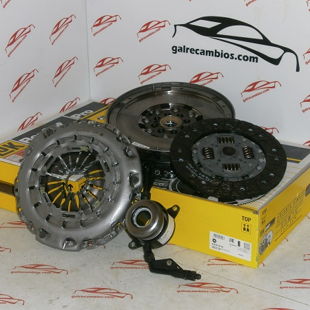 KIT DE EMBRAGUE CON VOLANTE BIMASA MERCEDES C220 CDI 136 CV