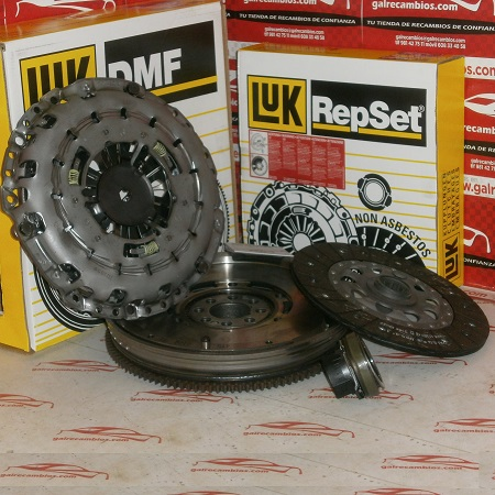 KIT DE EMBRAGUE CON BIMASA BMW SERIE 5 525D 163 CV