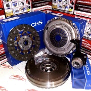 KIT DE EMBRAGUE CON VOLANTE BIMASA FORD C-MAX 2.0 TDCI 136 CV
