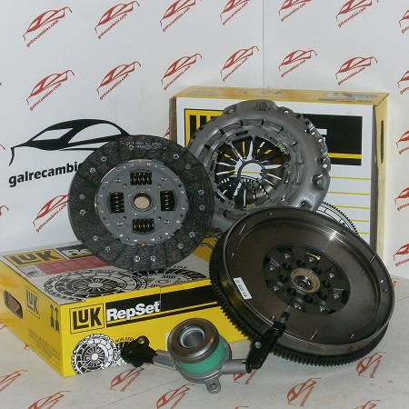 KIT DE EMBRAGUE CON VOLANTE BIMASA MERCEDES SPRINTER 408CDI 411CDI 413CDI