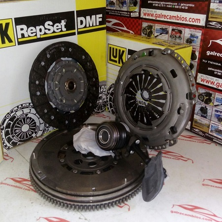 KIT DE EMBRAGUE CON VOLANTE BIMASA FIAT STILO 1.9 D MULTIJET 120 CV MOTOR 192A8.000