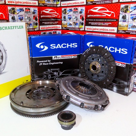 KIT DE EMBRAGUE SACHS PERFORMANCE CON BIMASA BMW SERIE 5 530D 184 CV 193 CV