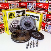 KIT DE EMBRAGUE + VOLANTE BIMASA BMW SERIE 3 325TD 115CV