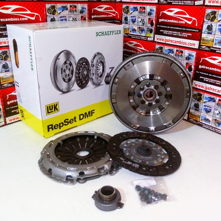 KIT DE EMBRAGUE CON VOLANTE BIMASA CITROEN C8 2.2 HDI 128 CV