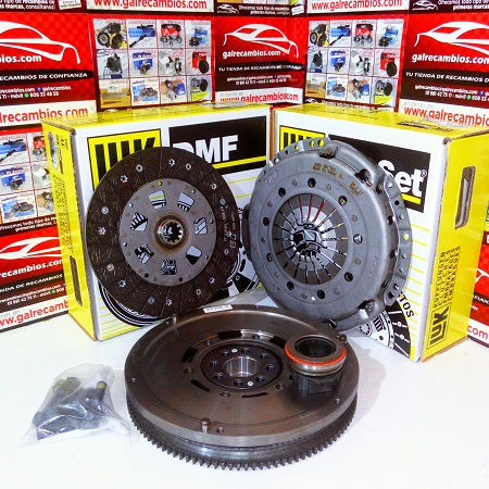 KIT DE EMBRAGUE CON BIMASA BMW M3 E36 3.0i 286 CV  295 CV