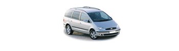 FORD GALAXY de 2000 hasta 2006
