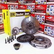 KIT DE EMBRAGUE + VOLANTE BIMASA BMW SERIE 3 323i 170 CV HASTA EL 10/1995