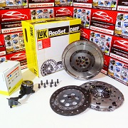 KIT DE EMBRAGUE CON VOLANTE BIMASA FORD TOURNEO CONNECT 1.8 TDCI 90 CV HASTA EL 08/2002