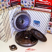 KIT DE EMBRAGUE CON VOLANTE BIMASA ORIGINAL ALFA ROMEO 166 2.4 JTD